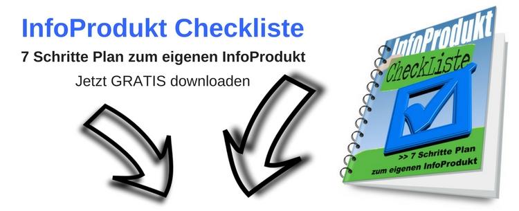 eine checkliste erstellen